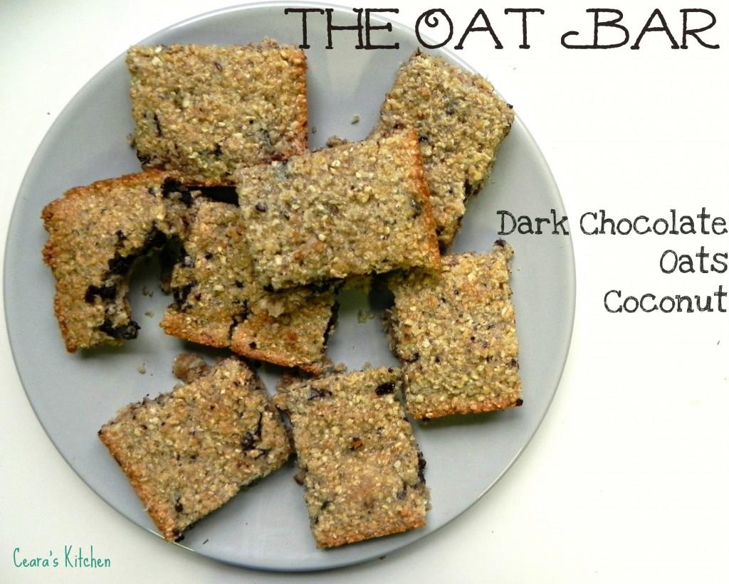 oat bar text