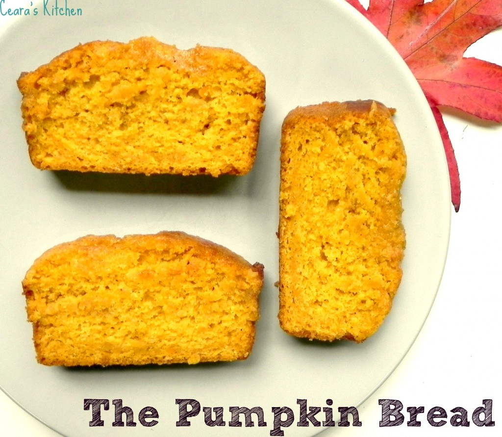 pumpkin bread 3