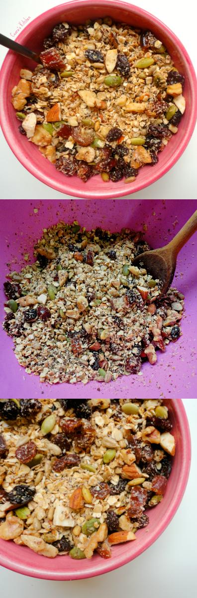 this healthy granola