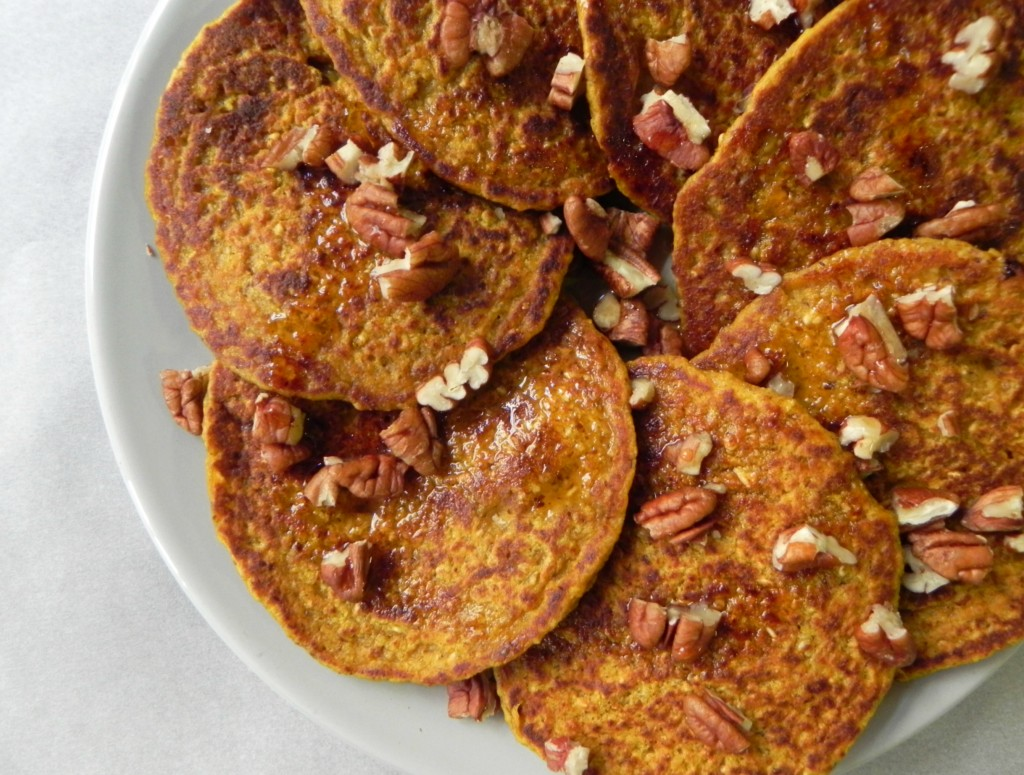 flourless pumpkin oat