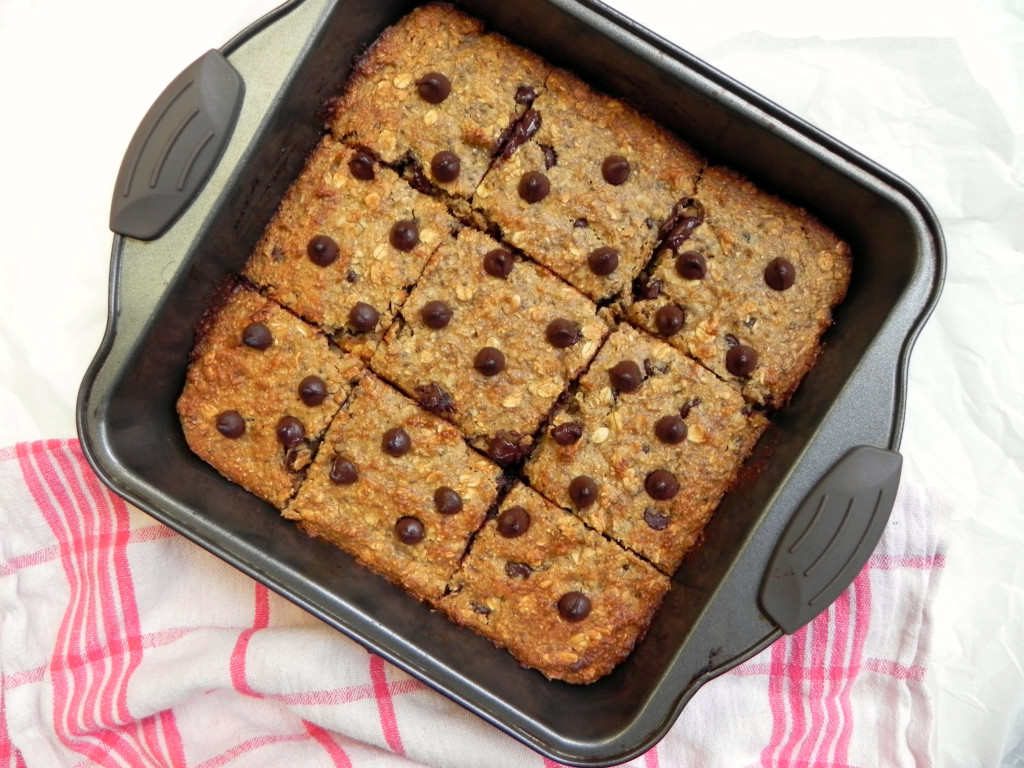 healthy chocolate chip