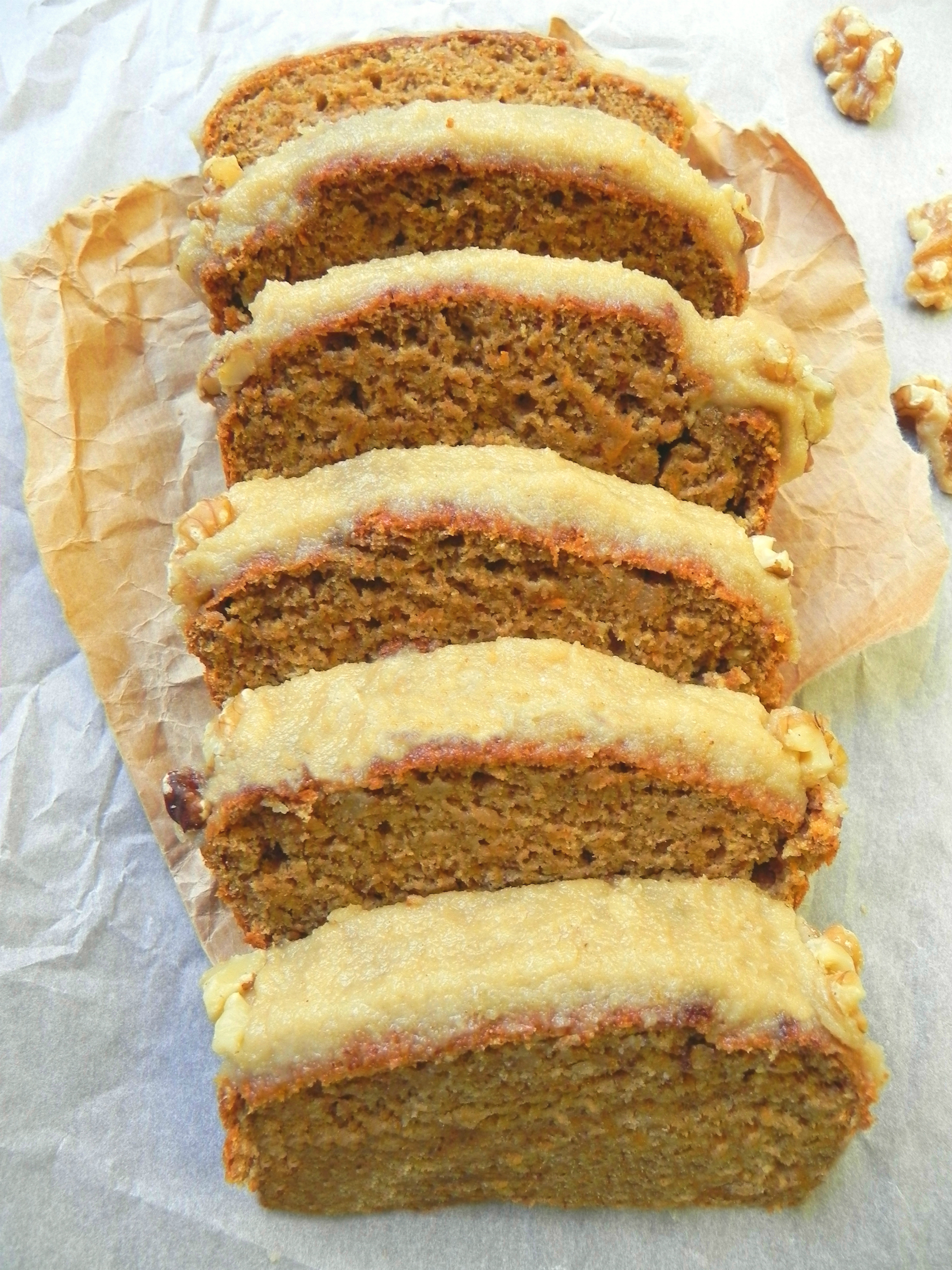 Vegan carrot cake recipes from scratch