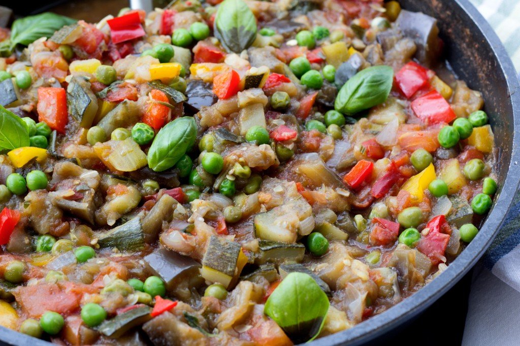This Summer Ratatouille is one of those comforting, summertime meals ...