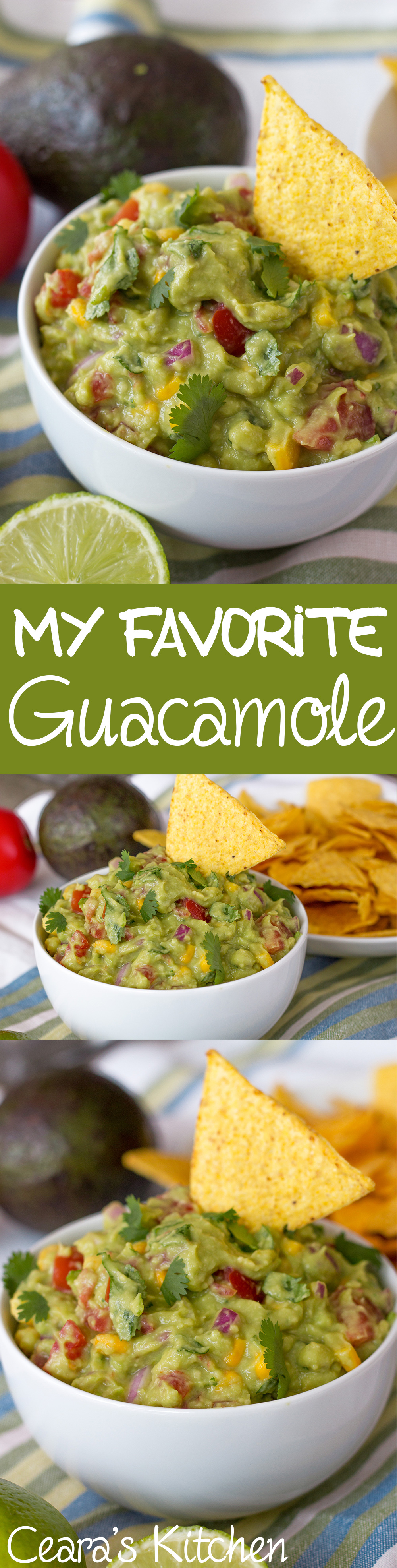 My Favorite Perfect Guacamole | Ceara's Kitchen
