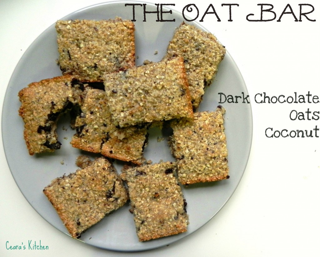 oat bar text