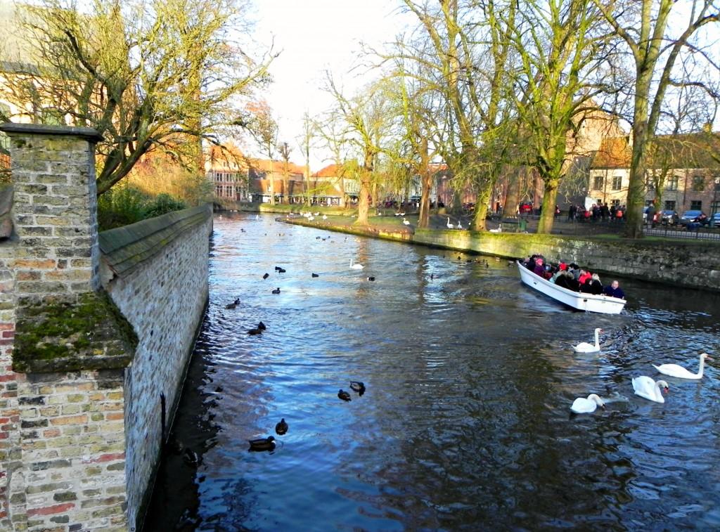 Bruges Canals - Ceara's Kitchen