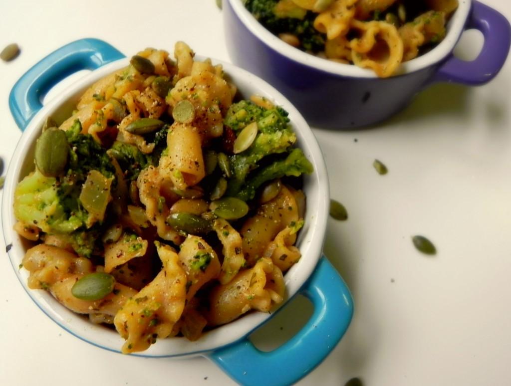 pot broccoli pasta