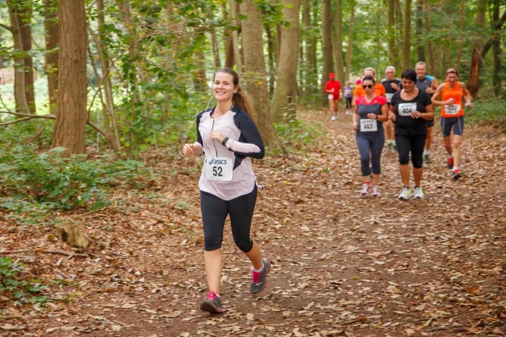 running 12 km