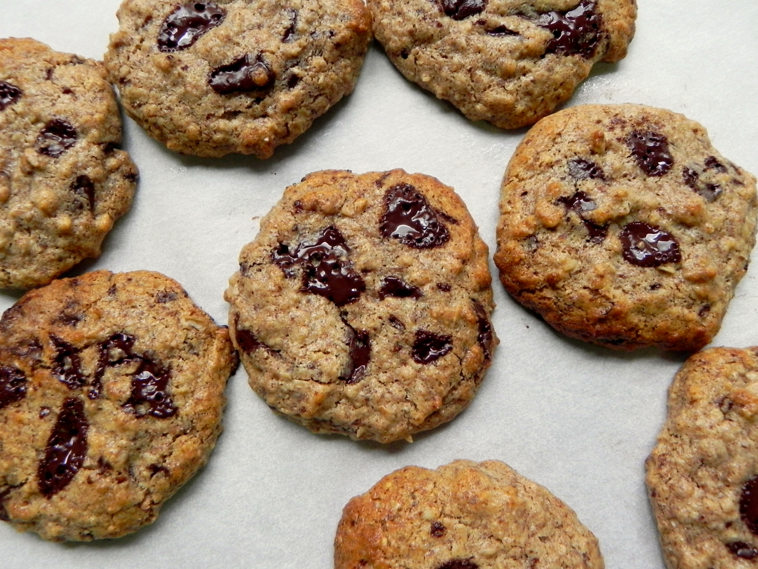 Healthy almond butter cookie recipes