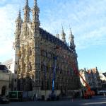 Leuven, Belgium @CearasKitchen #travel #medieval