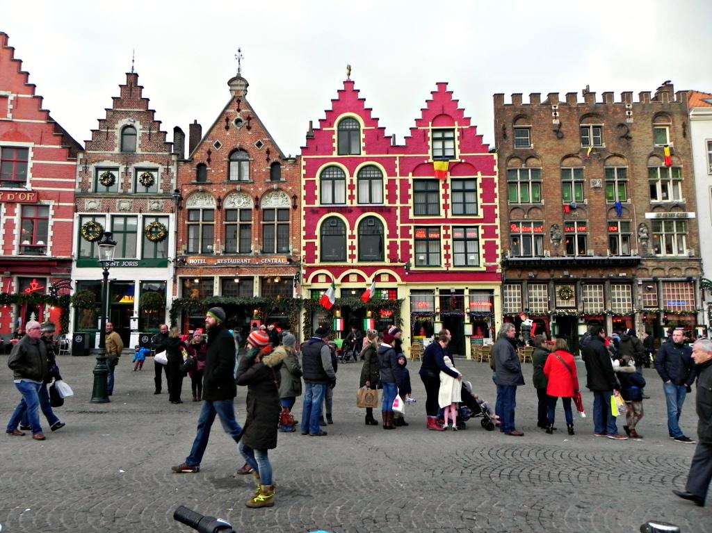 Bruges Christmastime - Ceara's Kitchen
