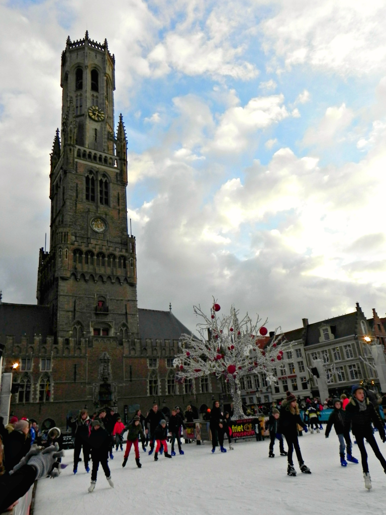 Bruges during Christmas - Ceara's Kitchen