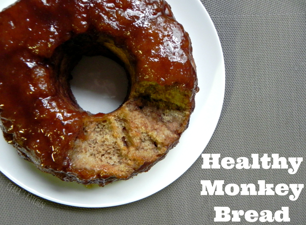 healthy monkey bread