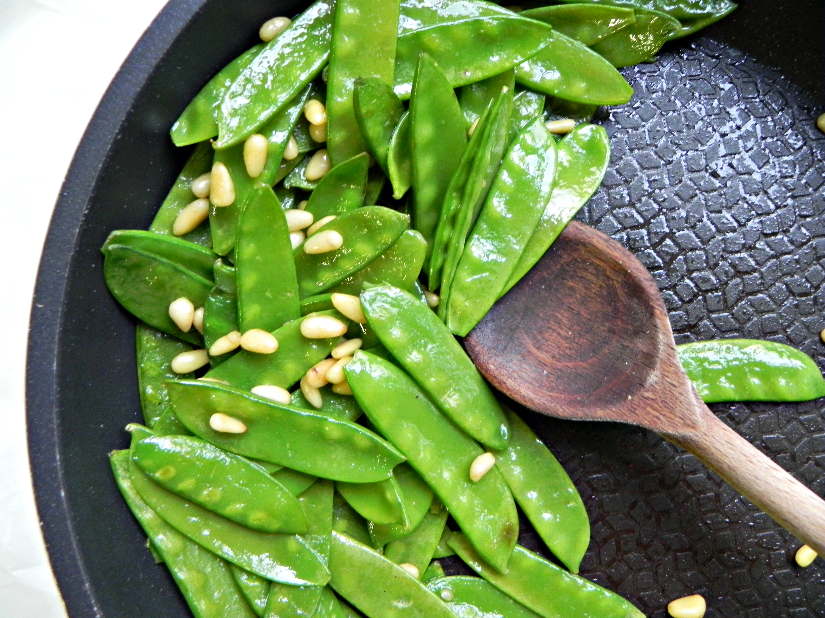 How to Cook Snap Peas forecast