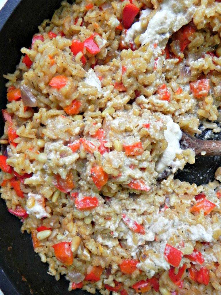 healthy risotto