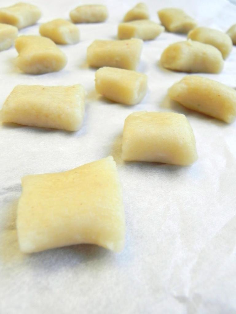 homemade quick gnocchi