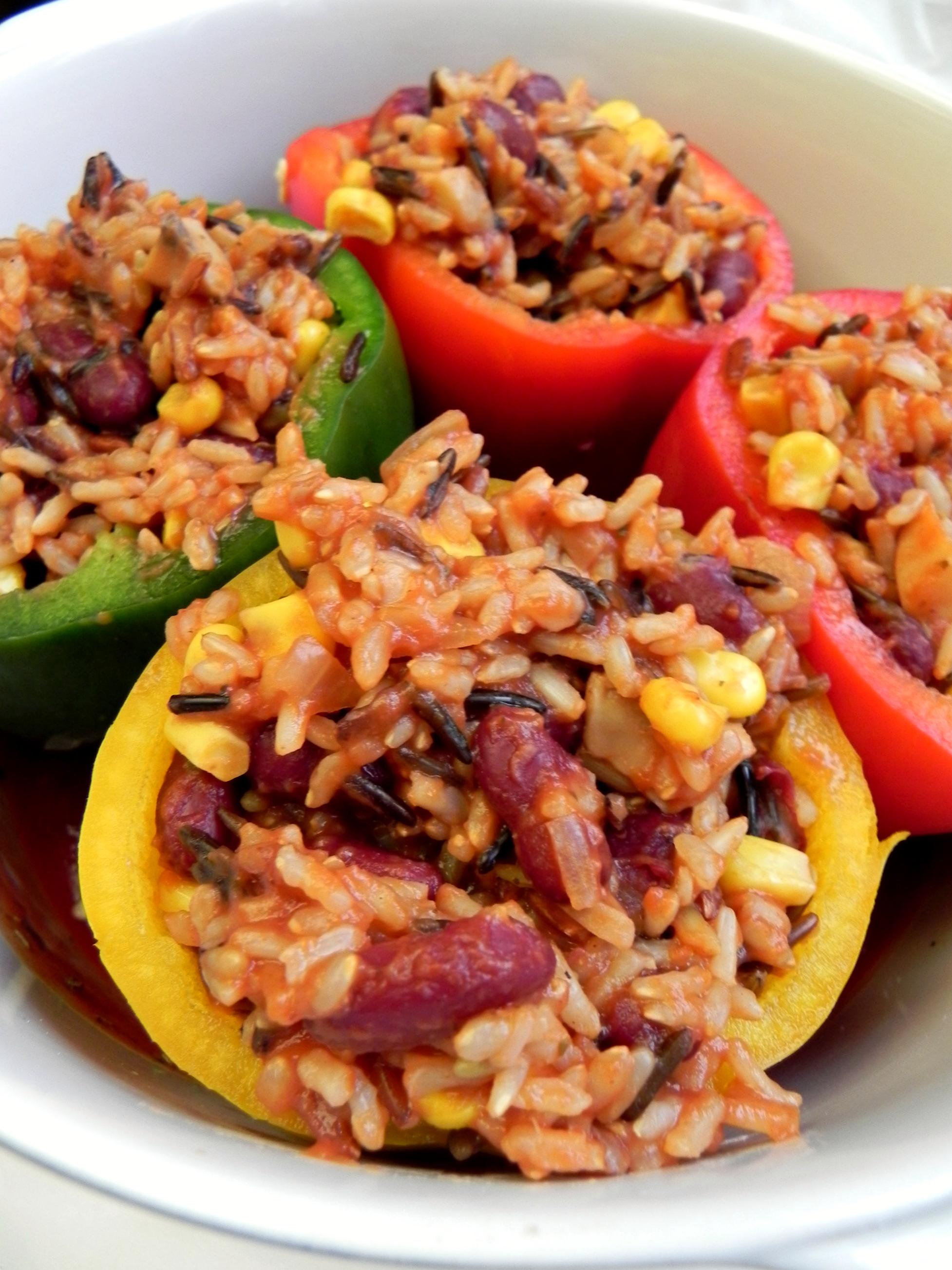 How to stuff pepper 66