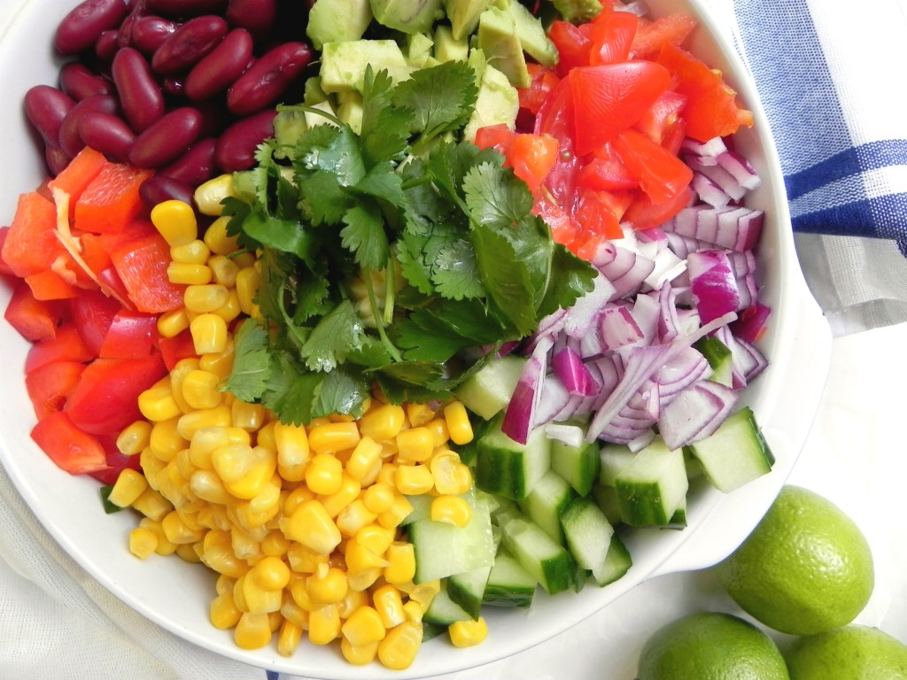 Colorful Chopped Rice Salad CK2