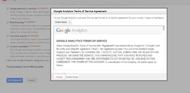 how to connect google analytics to wordpress