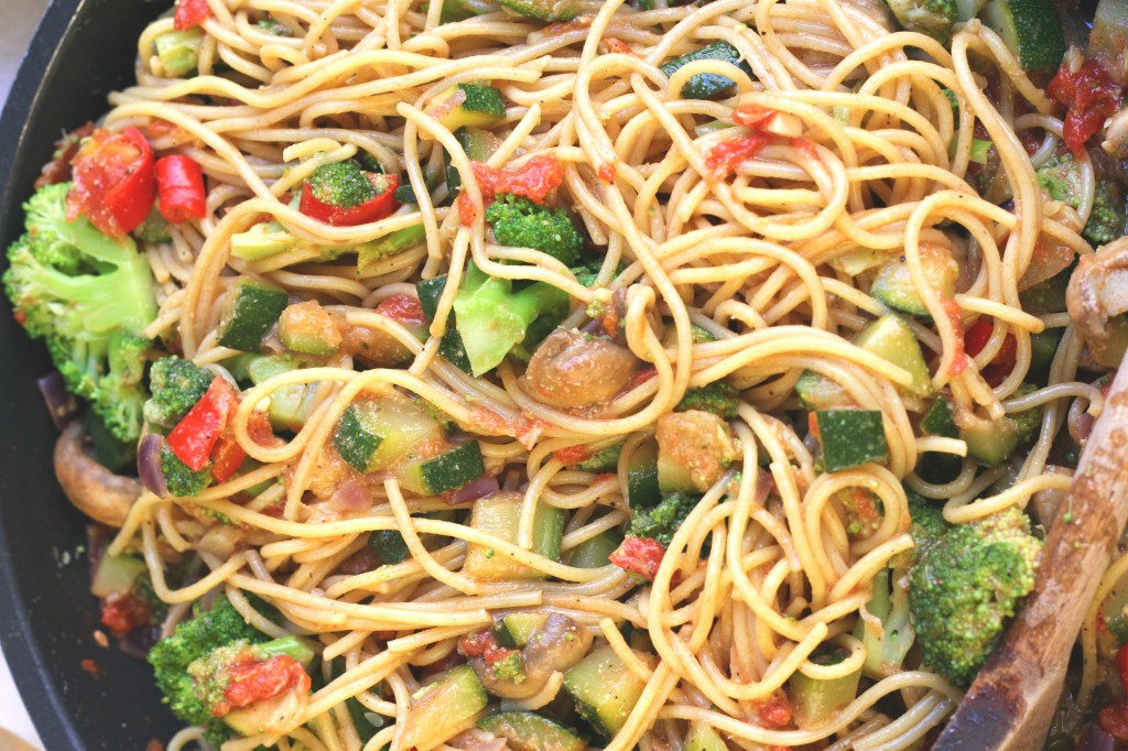 this healthy pasta