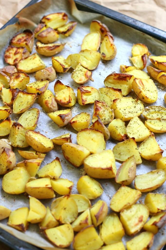 potato pesto salad