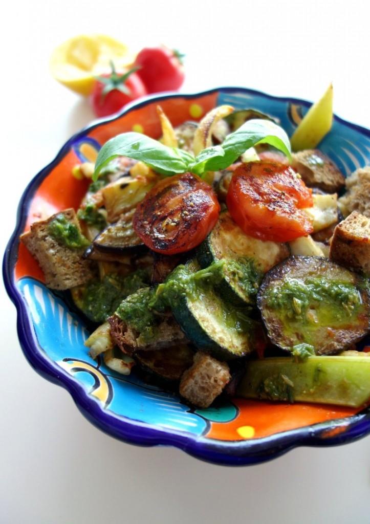 vegan-grilled-bread-salad