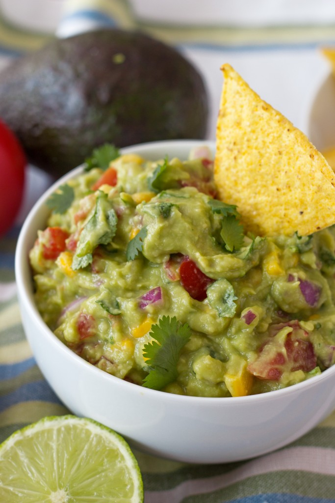 My Perfect Favorite Guacamole Vegan Healthy Gluten Free