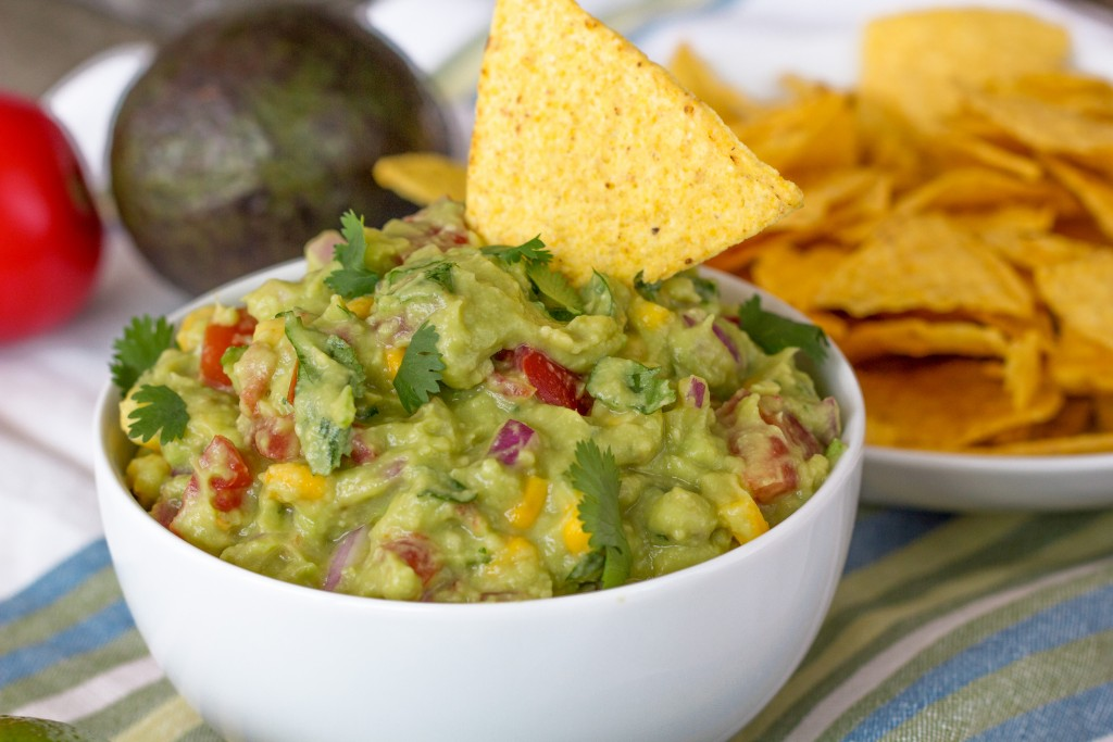 My Favorite Perfect Guacamole Vegan recipe