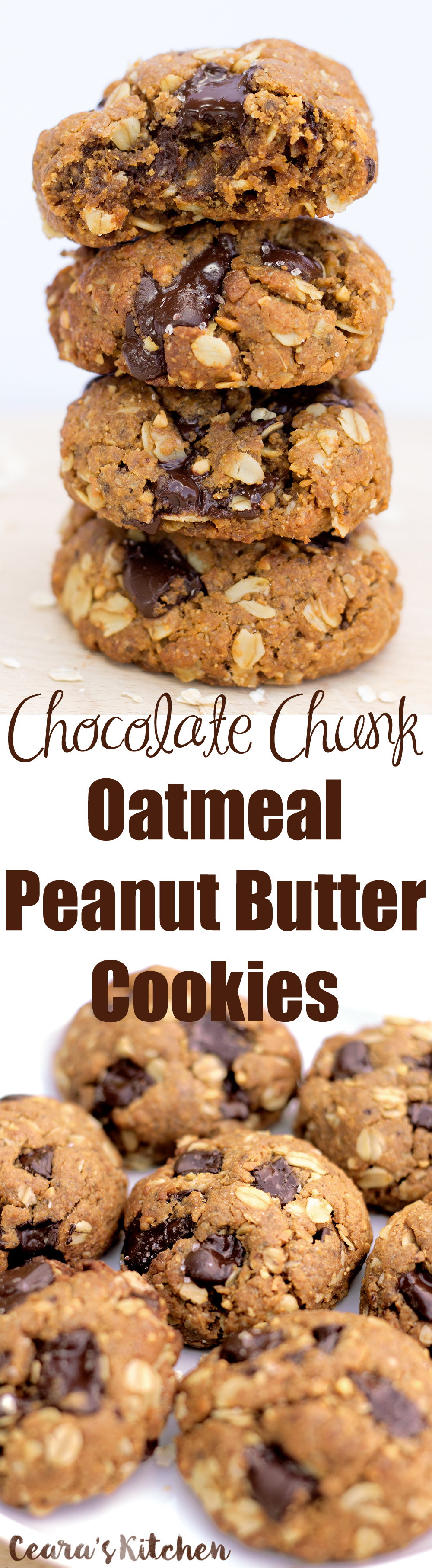 chocolate chunk oatmeal