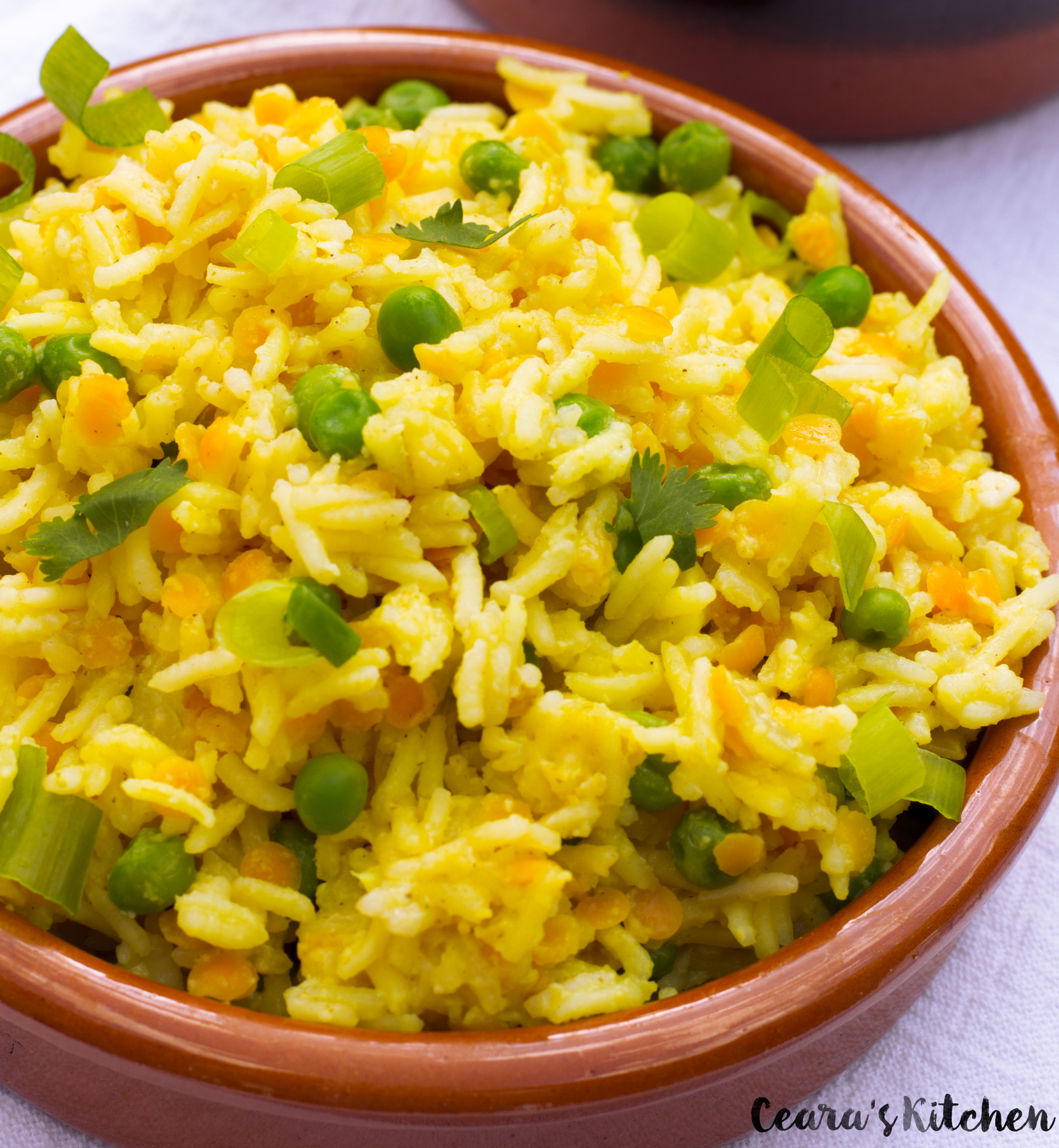 Indian saffron yellow rice pilaf forumfinder Images