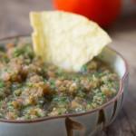Blender Kale Salsa