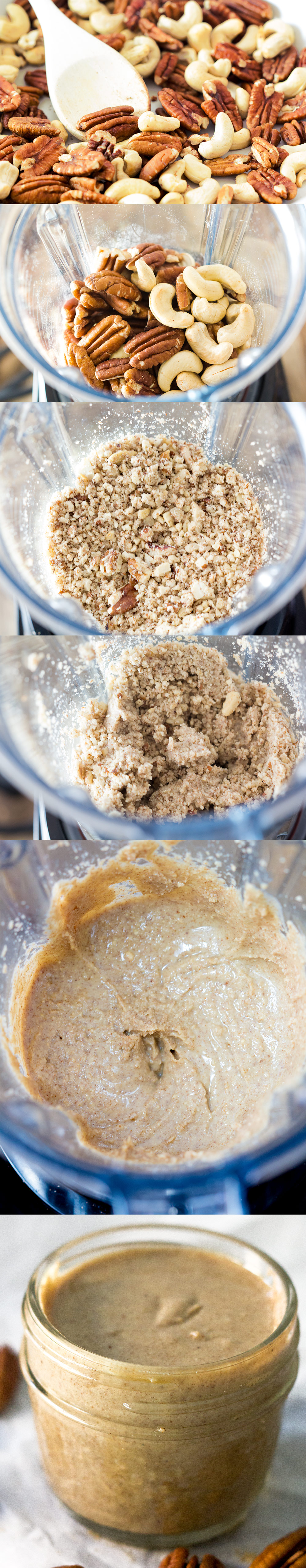 Easy Nut Butter